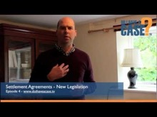 Tom Street talks about Vince Cable announcing new legislation on settlement...