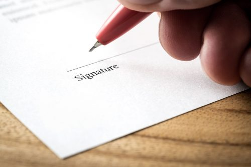 Things to know before signing your settlement agreement